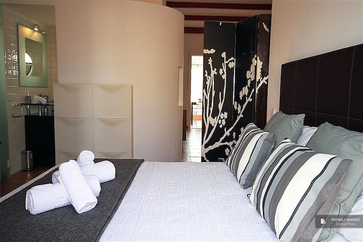 Das San Jose Atic Apartment in Sitges