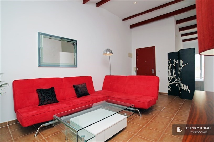 The San Jose Atic Apartment in Sitges