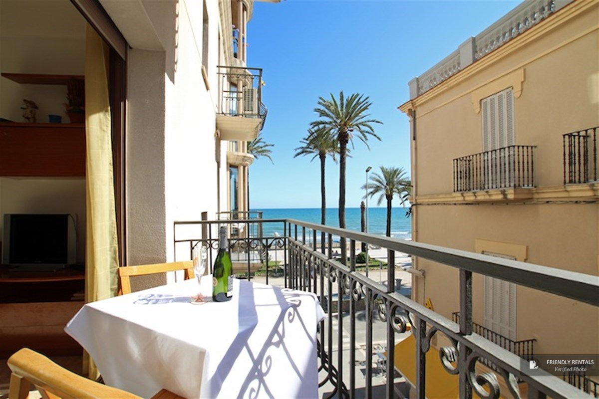 The Limbo Apartment in Sitges