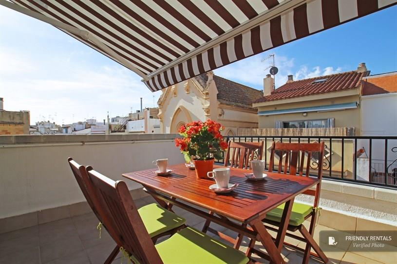 The Parellades Atic Apartment in Sitges