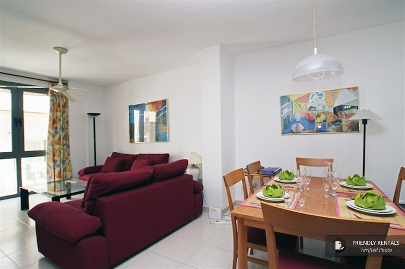 L'appartement Burdeos à Sitges