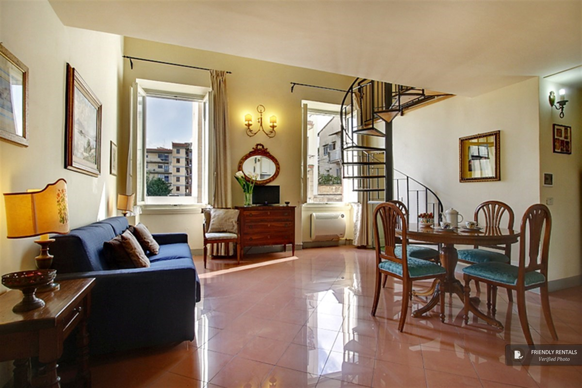 Das Basile III Appartement in Florenz
