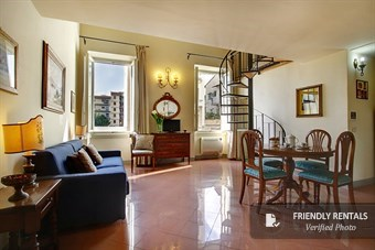 The Basile III Apartment in Florence