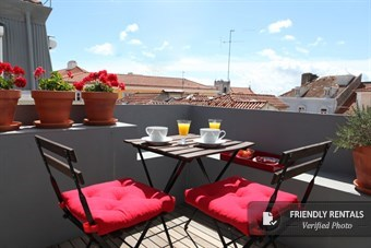 Das Terrace Luz Appartement
