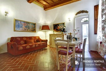 The Teseo Apartment in Florence