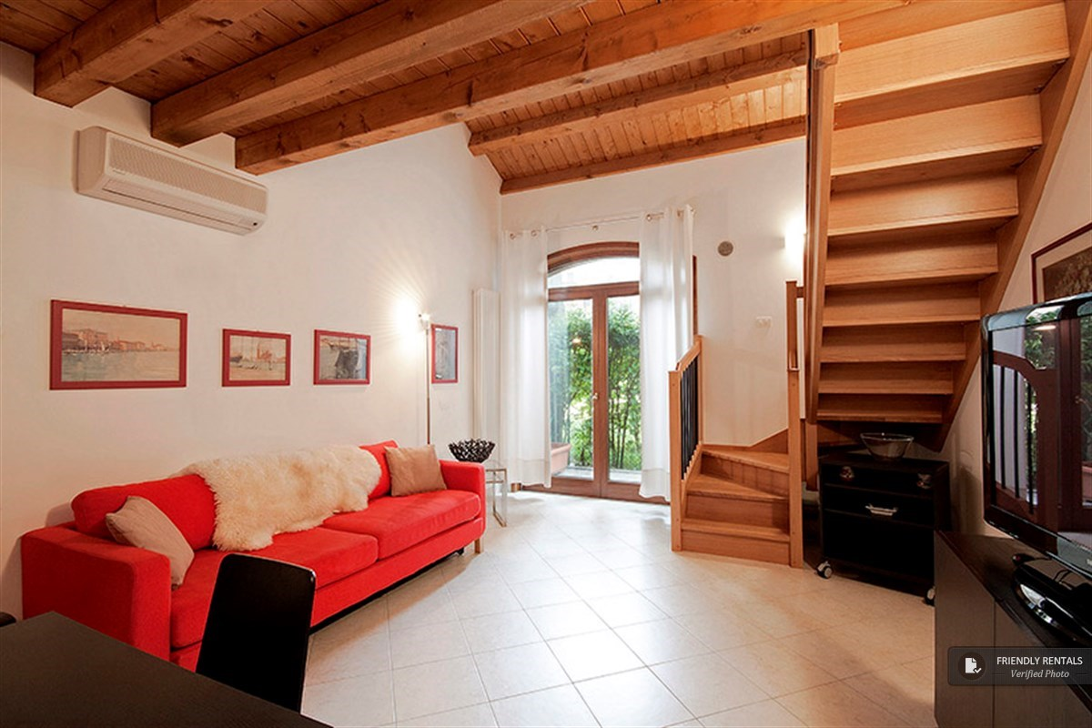 The Erasmo Apartment in Venice