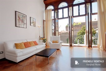The Dogaressa Apartment in Venice