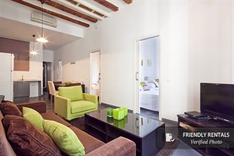The Esparteria II Apartment in Barcelona
