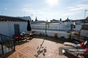 The Almirante Hoyos I Apartment in Seville