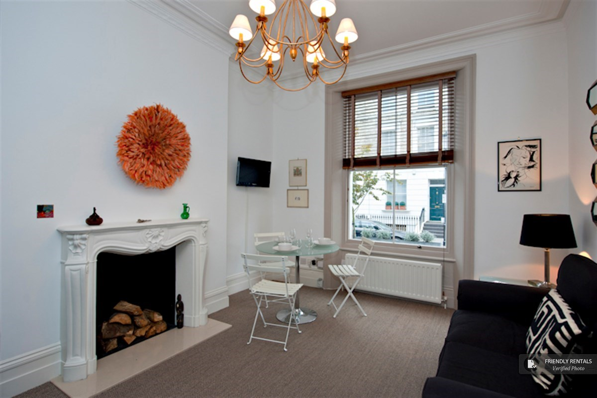 Das Ifield Appartement in London