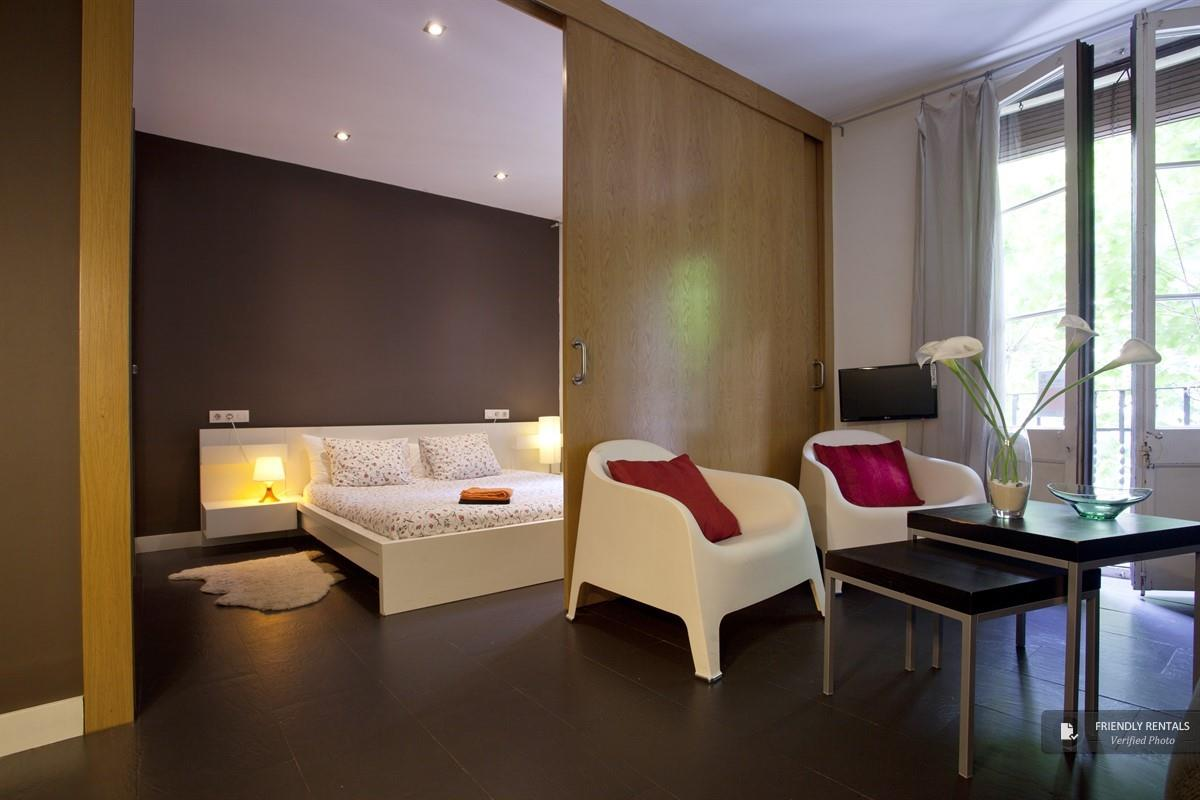Das Rocafort II Apartment in Barcelona