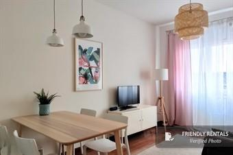 The Hungria Apartment in Barcelona