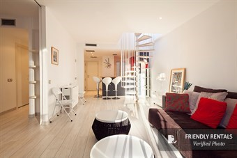 The Grace Apartment in Barcelona