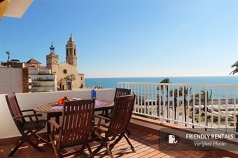 The Maritim Mar Atic in Sitges