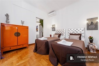 The Calliope II Apartment in Rome