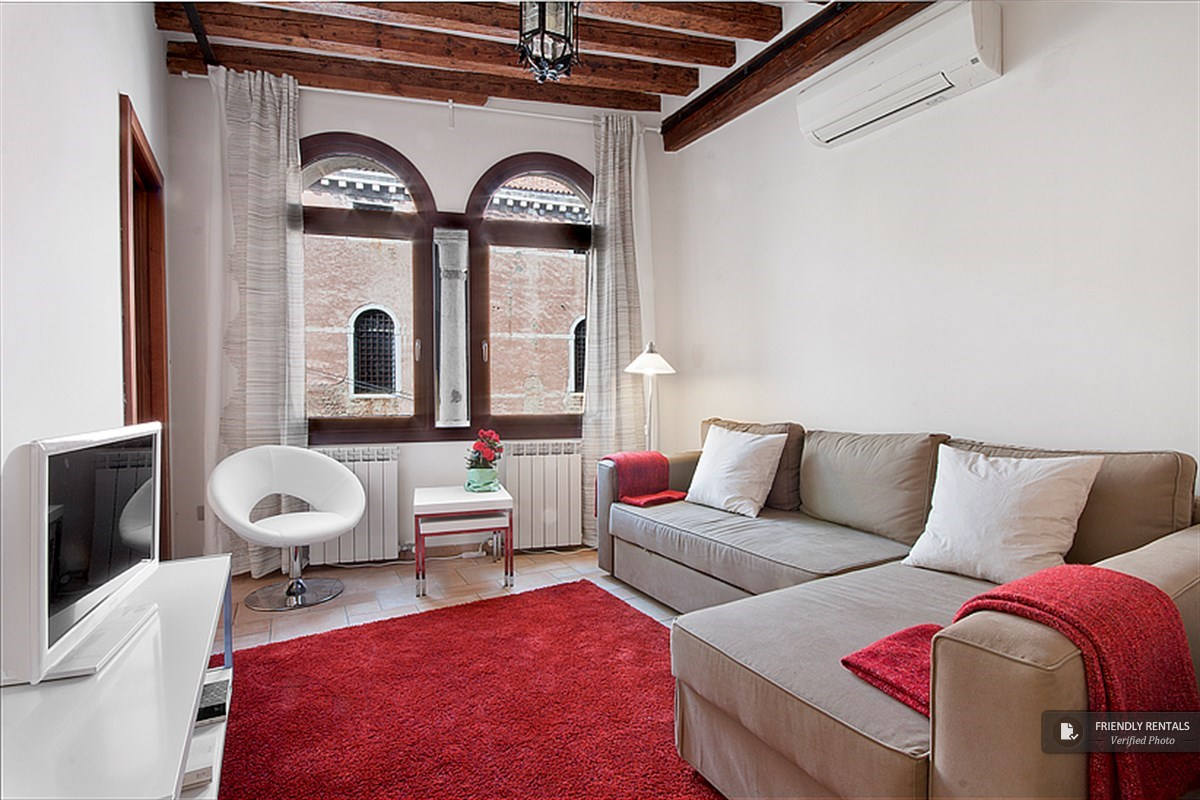 Das Nane Appartement in Venedig
