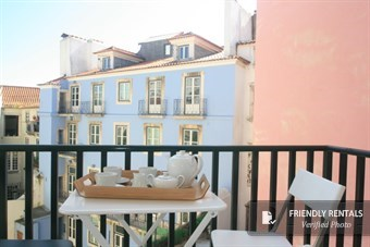Das Largo do Caldas Appartement