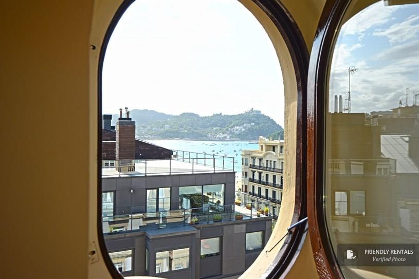 Das Picasso apartment in San Sebastian