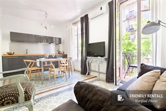 The Vitral II Apartment in Barcelona