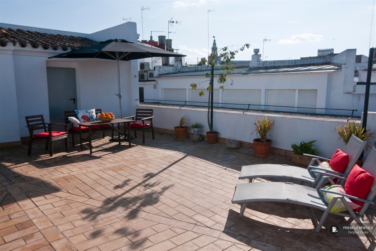 Das Almirante Hoyos III Appartment in Seville