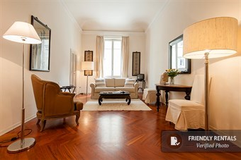 The Caterina III Apartment in Florence