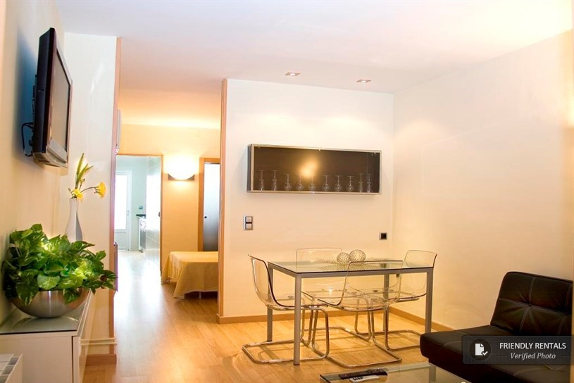 Das Gracia 1.3 Appartement a Barcelona