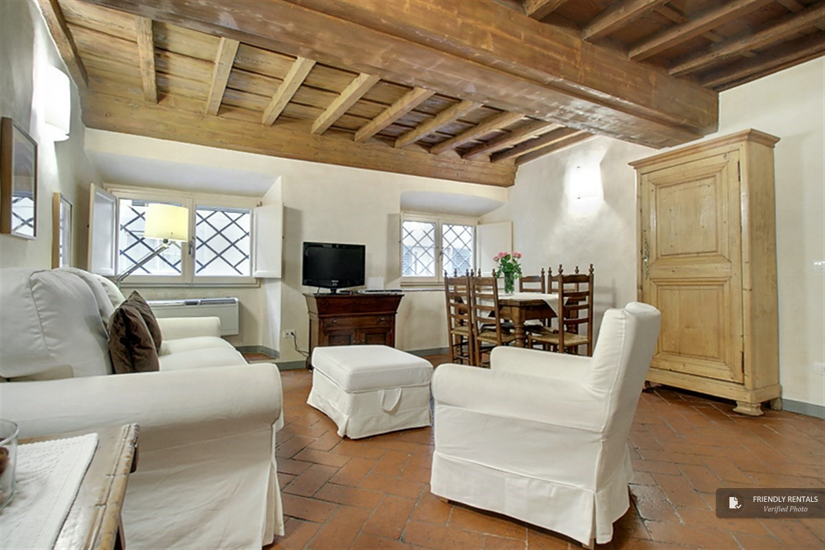 Das Vestale Appartement in Florenz