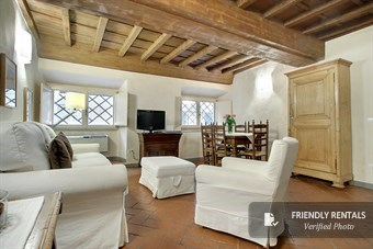 The Vestale Apartment in Florence