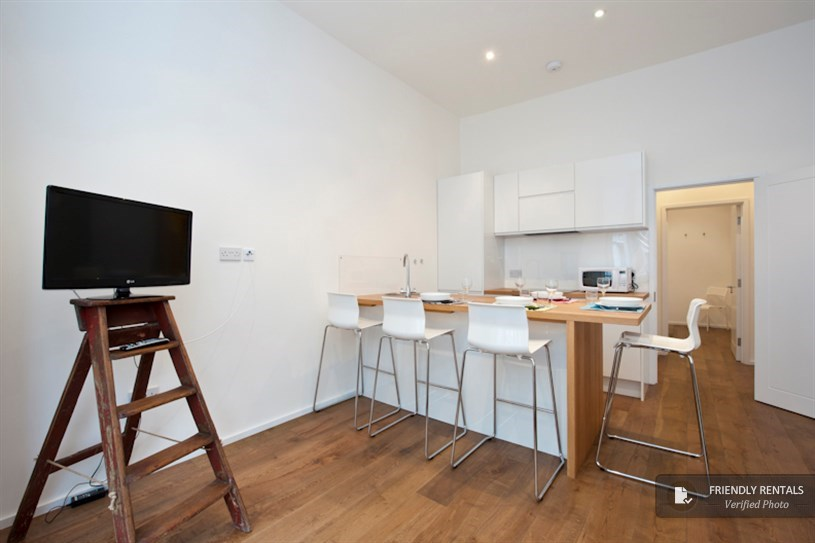 Das Finborough Apartment in London