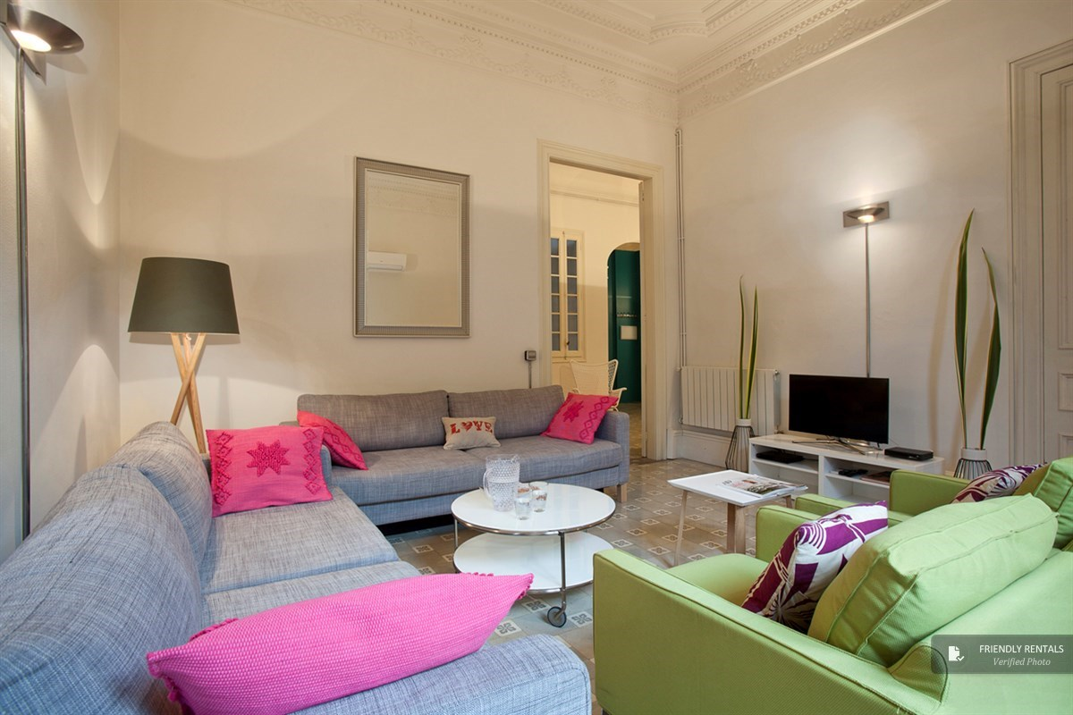 The Velazquez I Apartment in Barcelona