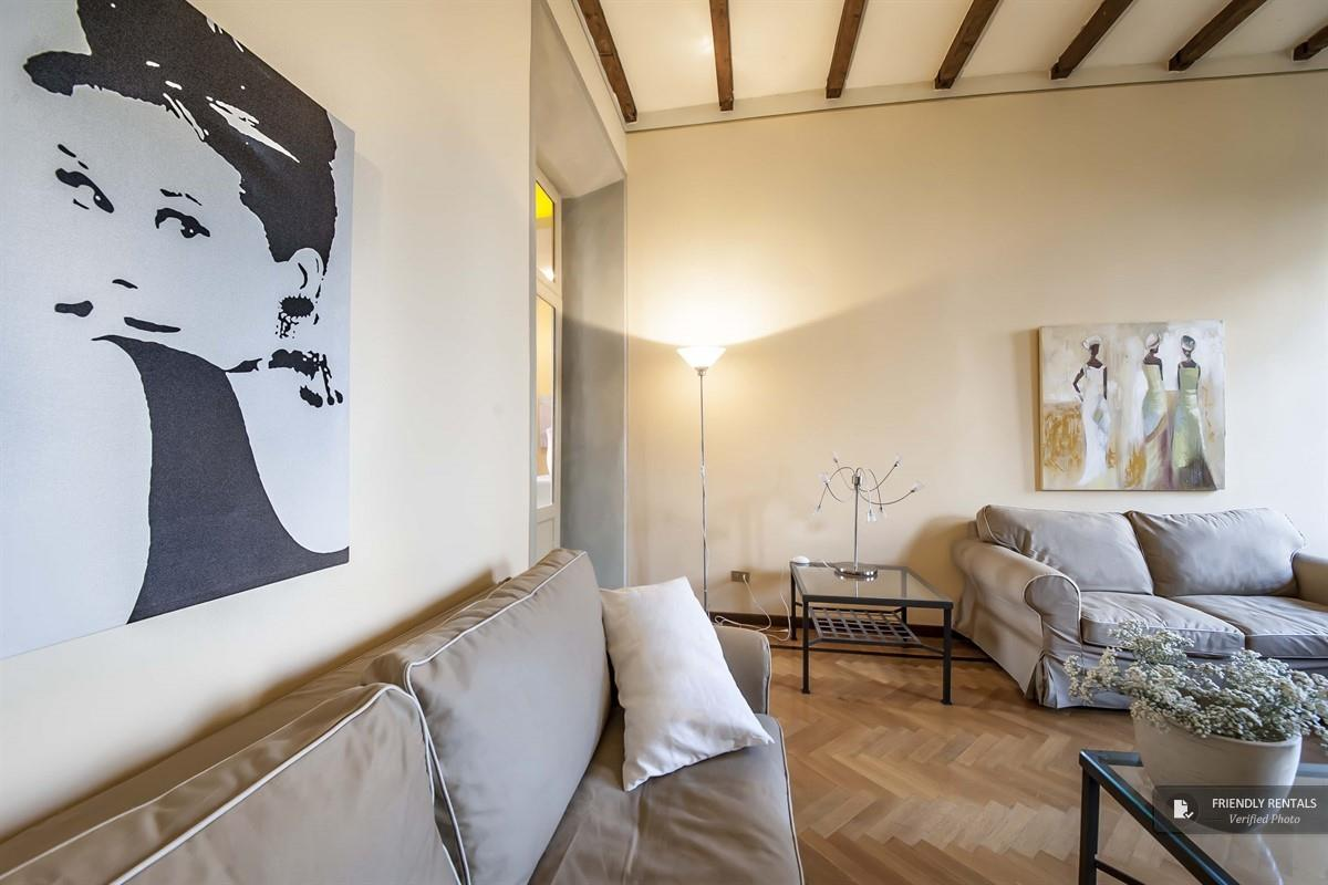 The Mercalli III apartment in Milan