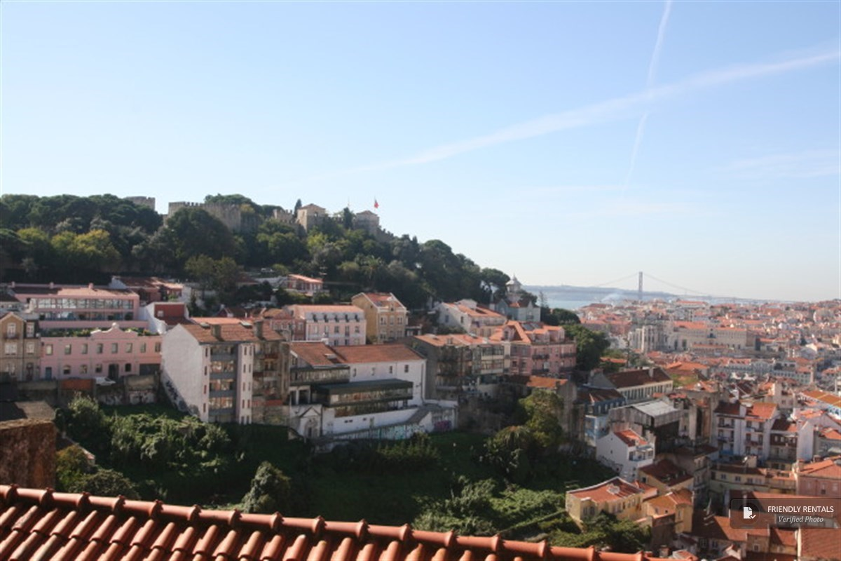 The Caracol da Graca Apartment in Lisbon
