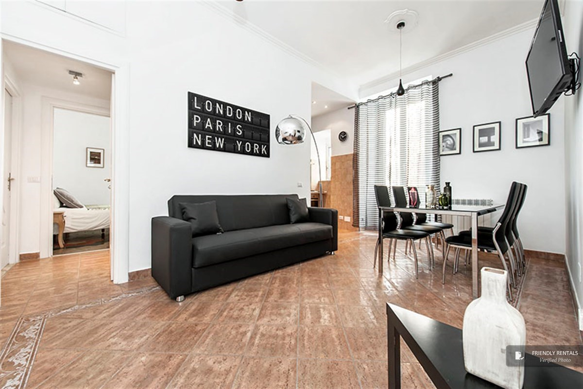 The Vega II Apartment in Rome