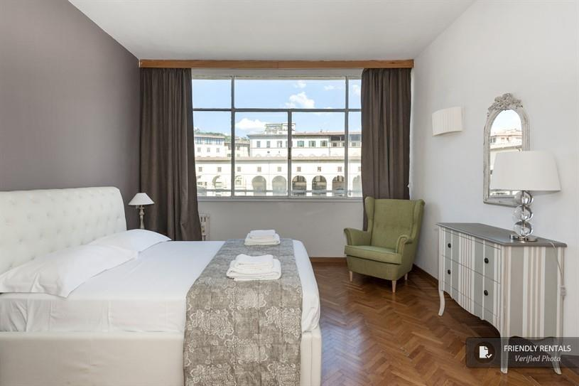 The Bice apartment in Florence