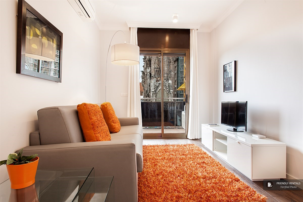 The Gaudi Dream apartment in Barcelona