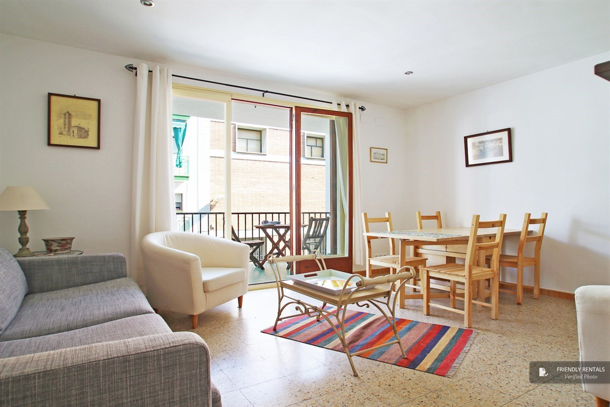 The Achille Apartment in Sitges
