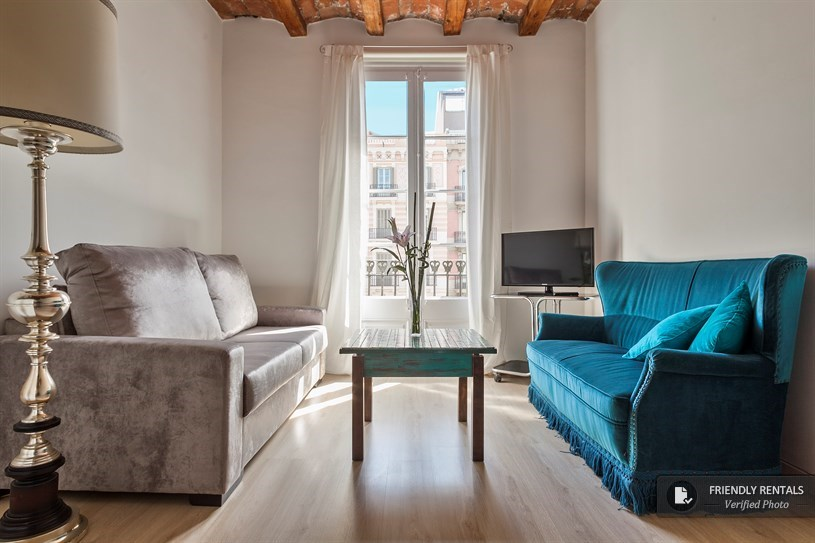 Das Letamendi Apartment in Barcelona