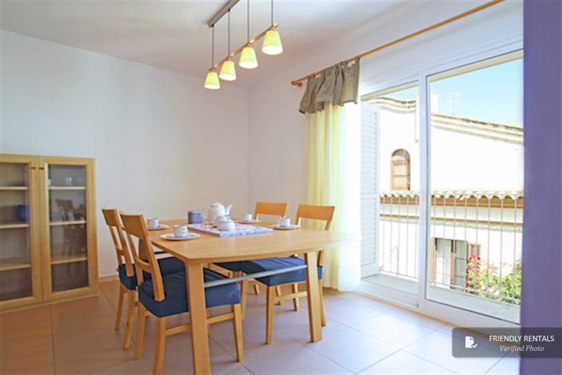 The Tarrida Beach Apartment in Sitges