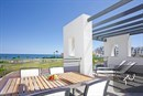 Large Seaview Terrace with Sun-loungers and Table, Enjoy your morning Coffee