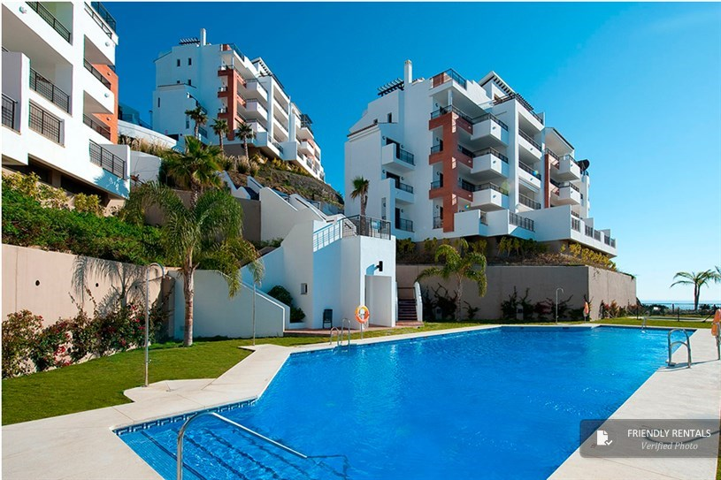 The Seafront 2B Apartment in Torrox Costa