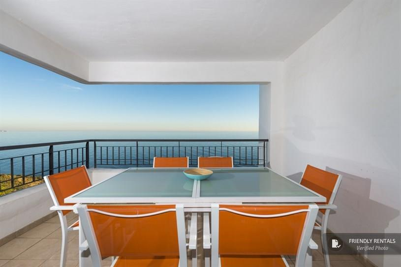 Das Torrox Seaside 3B Apartment in Torrox Costa