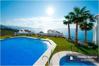The Torrox Seaside 3A Apartment in Torrox Costa