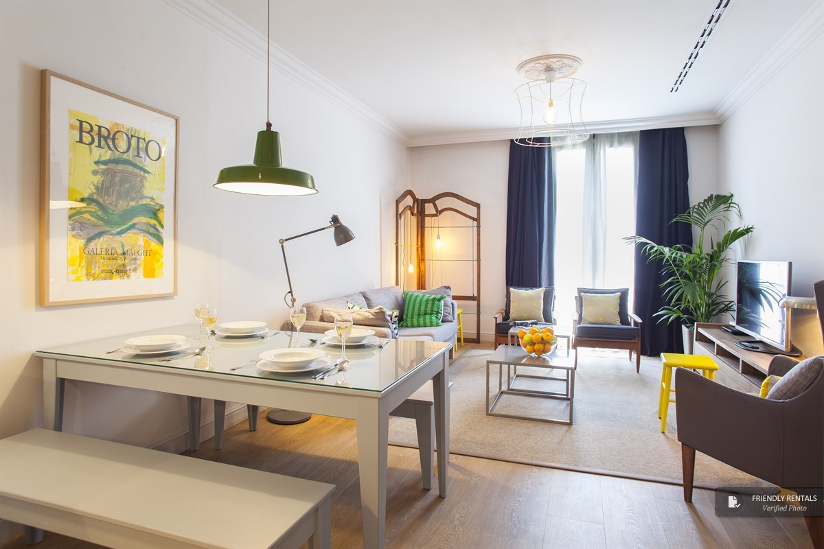 Het Broto appartement in Barcelona