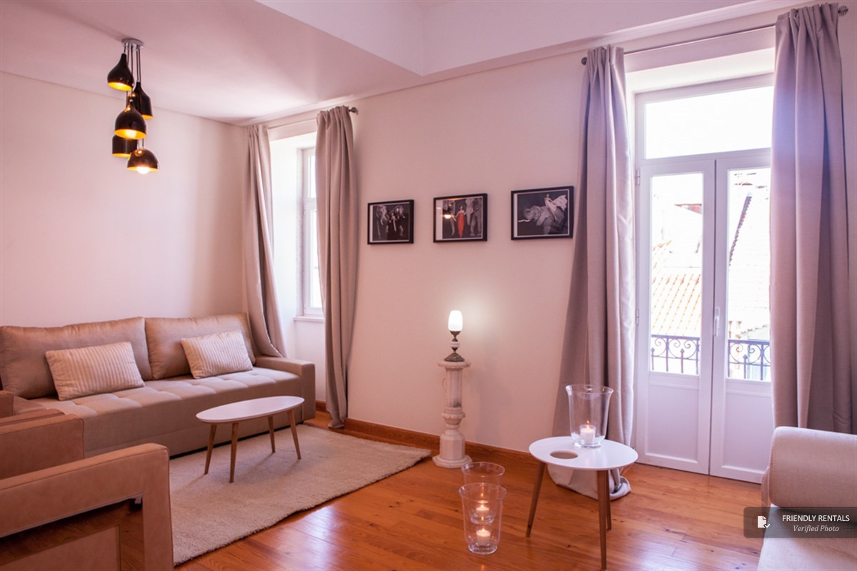 The Bernardim Gold Apartment in Lisbon