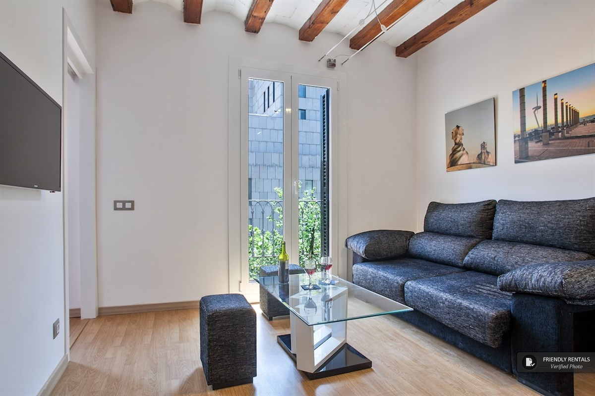 The Centro I Apartment in Barcelona