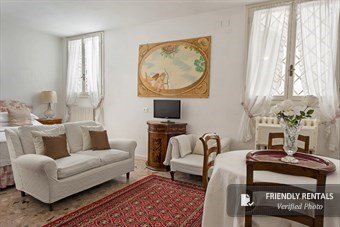 The Glicine Apartment in Venice