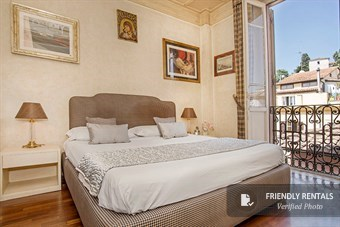 The Argo Apartment in Rome