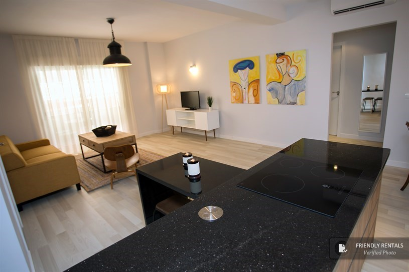 The Soho III apartment in Malaga