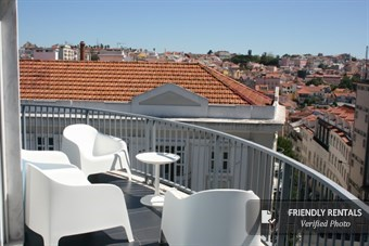 The Estrela Terrace 3 Apartment