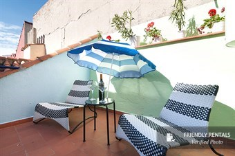The Chueca Terrace II apartment